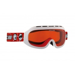 Salice 983ACRXO Jr. White antifog orange
