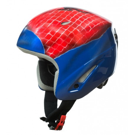 OSBE WEB blue/red Junior 56-58cm hand-painted