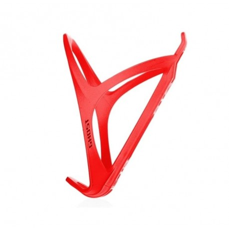 Ghost Bottle Cage plastic Red