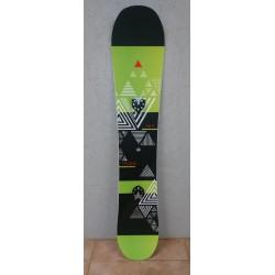 TRANS FR 157cm green Flat rocker 18/19