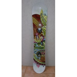 TRANS FE 143cm Full Rocker Women 18/19