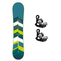 TRANS FE petrol Junior + TRANS ECO XS/S bindings