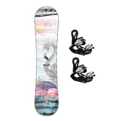 TRANS FE girl Junior + TRANS ECO XS/S bindings