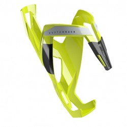 Elite bottle cage Custom Race Plus Yellow Fluo Black graphic