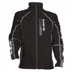 Softshell jacket Viking Torro black
