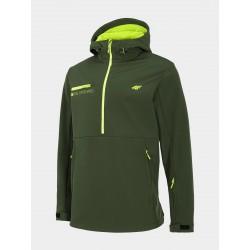 4F Softshell jacket olive/khaki