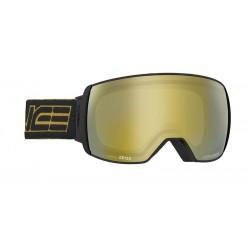 Salice 605 DARWF Black-gold/Mirror Gold + Sonar