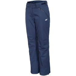 4F Women's ski pants blue