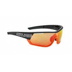 Salice 016RW Black-orange/ 2 set spar lens
